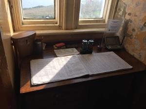Lightkeeper's logbook