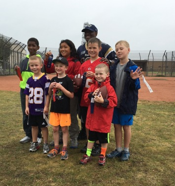 1st - 3rd place winners for all ages