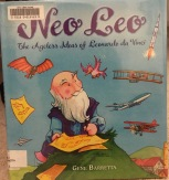 A fun book about Leonardo di Vinci's inventions